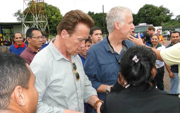 Schwarzenegger 2 (Foto: TV Liberal)