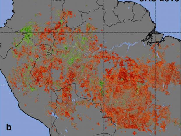 Mapa (Foto: Reprodução)