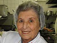 Dona Lucinha; chef de cozinha em Belo Horizonte (Foto: Humberto Trajano)