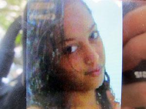 Karine Lorraine Chagas de Oliveira (Foto: G1)