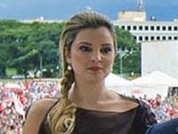 Marcela Temer (Foto: Roberto Stuckert Filho/Presidência da República)