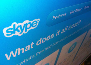 Skype (Foto: Reuters)