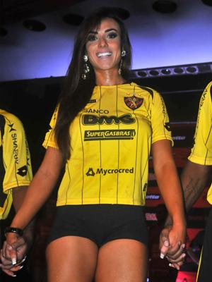 Nicole Bahls (Foto: Antônio Carneiro/Futura Press)