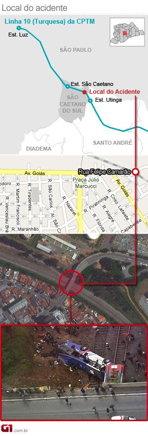 mapa CTPM 12h20_atual (Foto: Arte/G1)