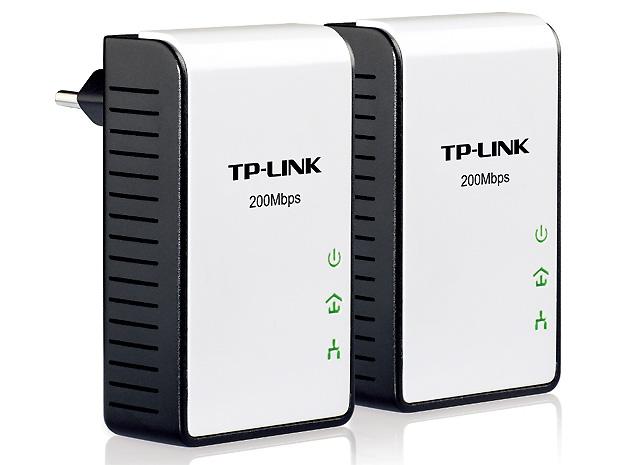 Kit Powerline TP-PA211 tem Qos e suporte velocidade de até 200Mbps (Foto: Divulgação)
