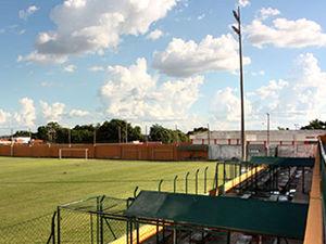estádio presidente Dutra (Foto: Guilherme Filho/Secom-MT)