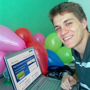 Bernardo Porto, executivo-chefe (Foto: Divulgação)