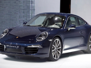 Porsche 911 Carrera (Foto: Reuters)