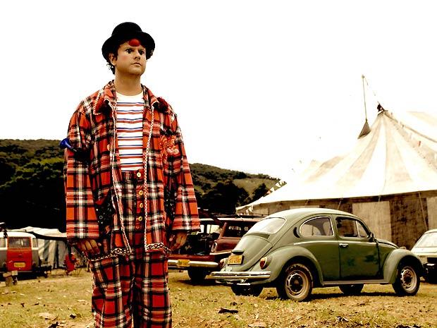 Selton Mello como Benjamim em cena do filme 'O palhaço'. Segundo longa dirigido pelo ator estreia nos cinemas nesta sexta (28) (Foto: Divulgação)