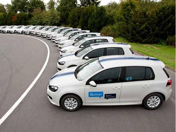 VW lançará programa de compartilhamento de carro na Alemanha (Foto: Divulgação)