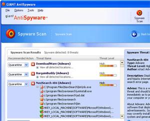O Windows Defender nasceu do GIANT Anti-Spyware, que foi comprado pela Microsoft (Foto: Reprodução)