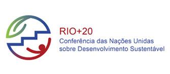 Logomarca Rio+20 (Foto: Reprodução)