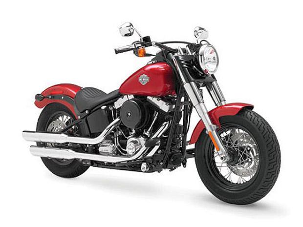 Harley Davidson Slim (Foto: Divulgação)