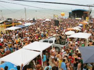 carnaval 2011 em majorlandia (Foto: Kid Júnior/Agência Diário)
