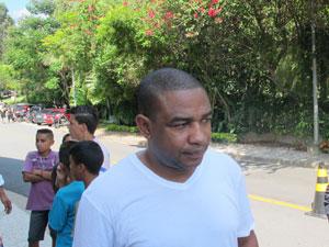 César Sampaio não vê proibição de organizadas como solução (Foto: Juliana Cardilli/G1)