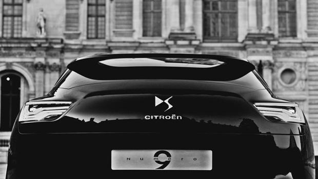 Citroën DS Numéro 9 será vendido, primeiramente, na China (Foto: Divulgação)