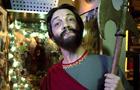 Djalma vai matar rato e quebra o santo de Sueli