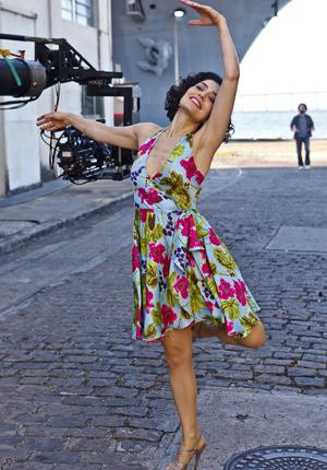 Sabatella (Foto: Ique Esteves/ TV Globo)
