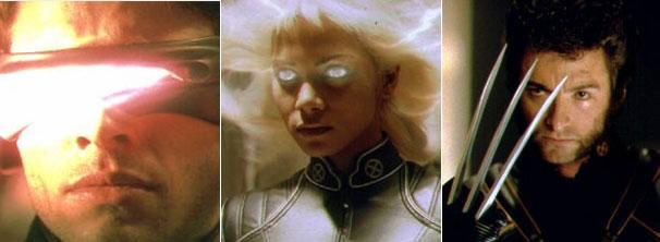 Os X-Mens são homens mutantes que precisam lutar contra  (Foto: Divulgação)
