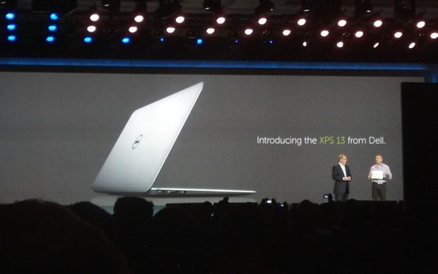 Keynote da Intel na CES 2012 (Foto: Divulgação: Nick Ellis / TechTudo)