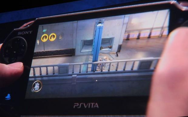 PS Vita terá integração com o PS4 (Foto: Reprodução)