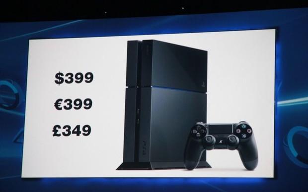 Sony divulga o design e o preço do PS4 (Foto: Léo Torres / TechTudo)
