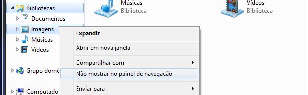 Biblioteca do Windows 7