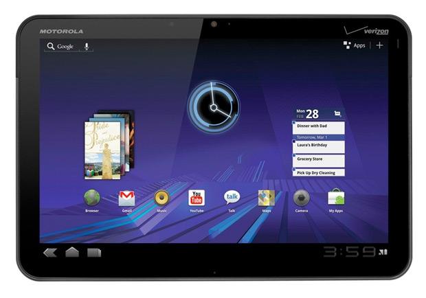 Motorola Xoom (Foto: Reprodução)
