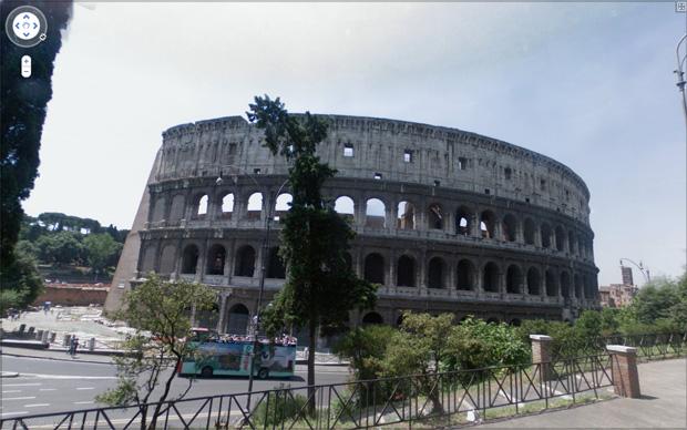 Coliseu de Roma (Foto: Reprodução/Gustavo Ribeiro)
