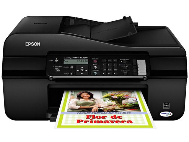 Epson tx320 - 1 (Foto: Divulgação)