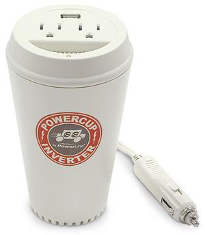 Cup Coffee Power Inverter (Foto: Divulgação)