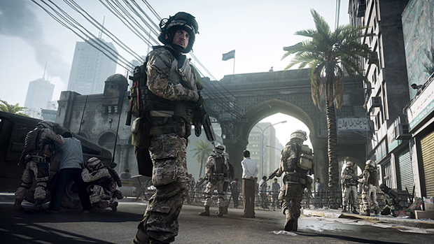Battlefield 3 (Foto: Divulgação)