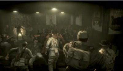 Furious Four na conferência da Ubisoft na E3 (Foto: TechTudo)