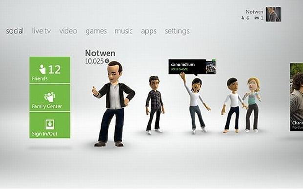 Xbox 360. (Foto: Divulgação)