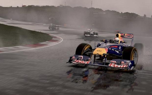F1 2011 (Foto: Divulgação)