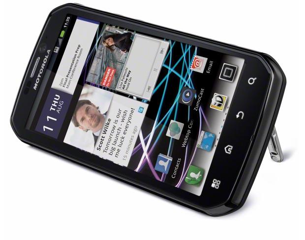 Motorola Photon 4G, smartphone com rede 4G (Foto: Divulgação)