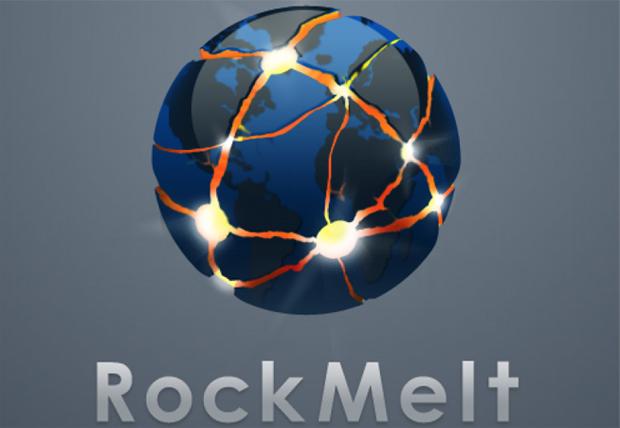 Rockmelt (Foto: Reprodução)