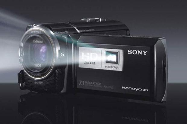 Sony HDR-PJ50 (Foto: Divulgação)