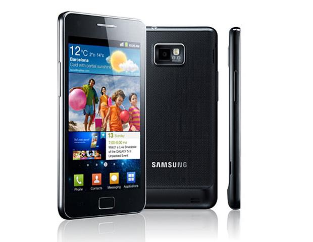 Galaxy S II (Foto: Divulgação)