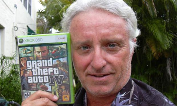 Jack Thompson, um dos maiores ativistas contra a venda de GTA (Foto: Divulgação)