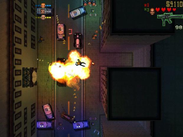 """""""Grand Theft Auto 2"""" de 1999 (Foto: Divulgação)"""