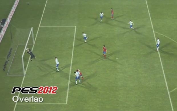 PES 2012 (Foto: Divulgação)