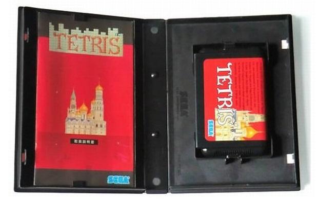 Tetris para Mega Drive (Foto: Divulgação)
