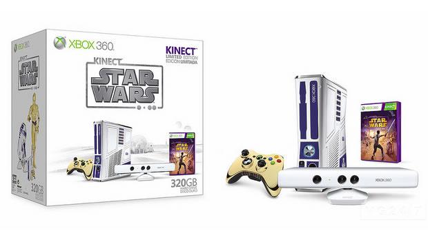 Xbox 360 Kinect Star Wars  (Foto: Divulgação)