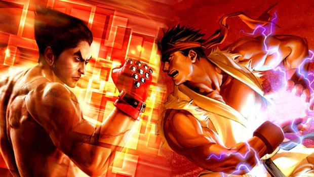 Tekken X Street Fighter (Foto: Divulgação)