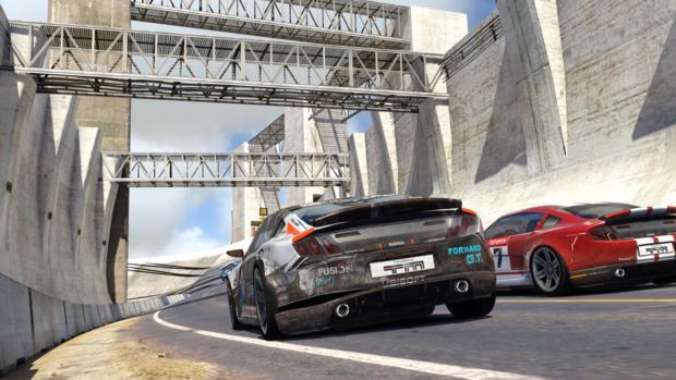 Trackmania 2: Canyon  (Foto: Divulgação)