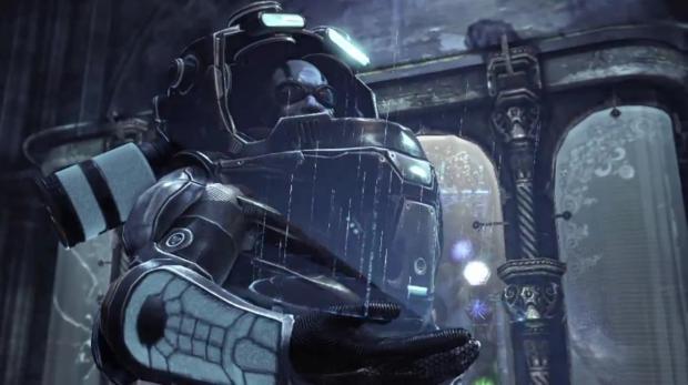 Mr. Freeze em Batman: Arkham City (Foto: Divulgação)