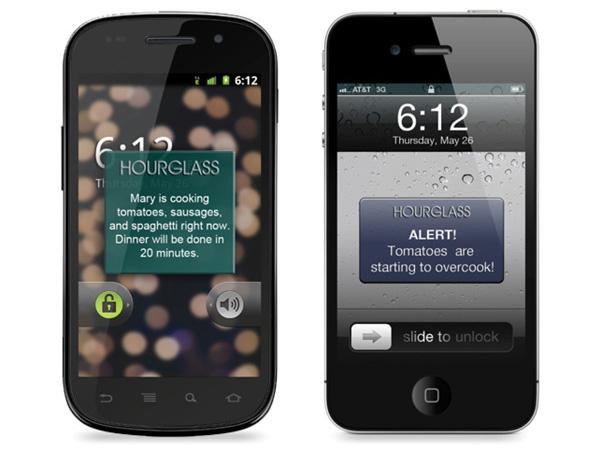 Envio de notificações para celulares (Foto: Divulgação)