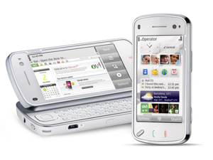Modelo da Nokia N97 (Foto: Divulgação)