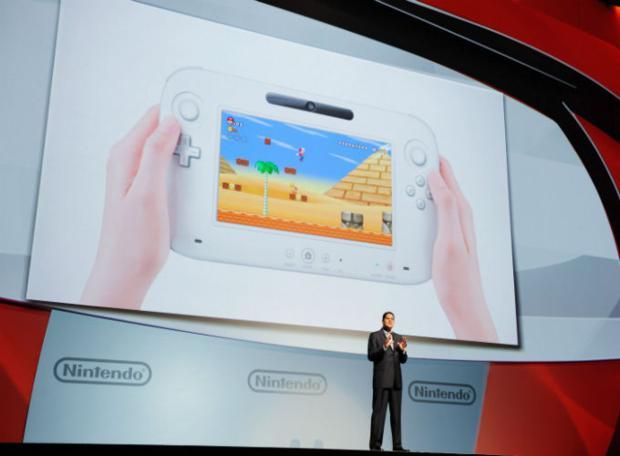 Nintendo Wii U, durante o seu anúncio na E3 (Foto: Divulgação)